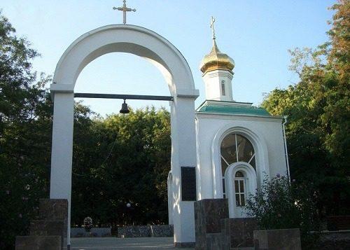 Храм Федора Ушакова